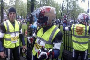 Belfast Marathon - 2012