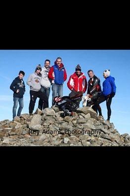 Dave Walsh Mountain Climb - 2015