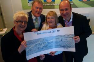 Fund Raising - 2013